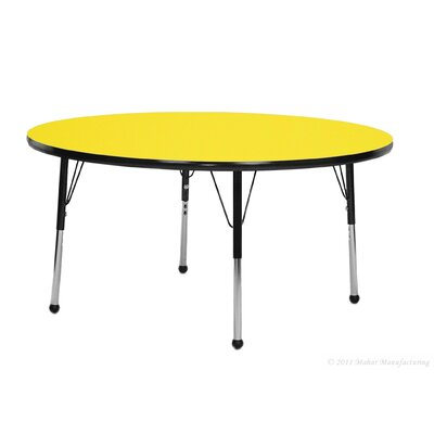 "Mahar Creative Colors 24"" Round Classroom Table"