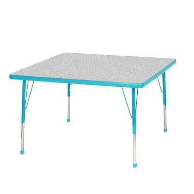 "Mahar Creative Colors 30"" Square Classroom Table"