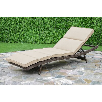 International caravan acacia chaise lounge reviews wayfair for Bali chaise lounge