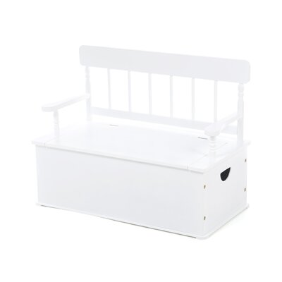 Simply Classic Children's Storage Bench by Levels of Discovery