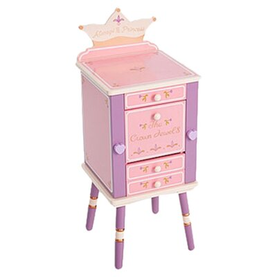 Princess Jewelry Armoire by Levels of Discovery