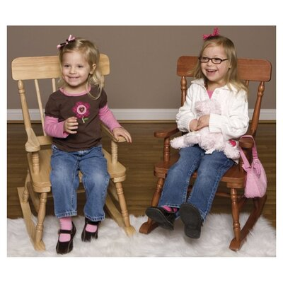 Levels of Discovery Simply Classic Kid's Rocker