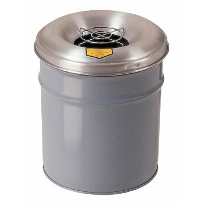 Justrite 6-Gal Cease-Fire® Drums Only