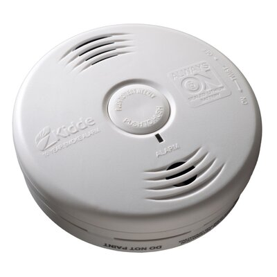 Bedroom Smoke Alarm Product Photo