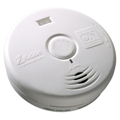 Hallway Smoke Alarm Product Photo