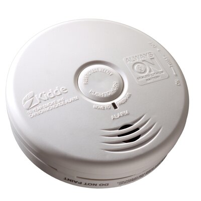 Kitchen Smoke and Carbon Monoxide Detector Product Photo