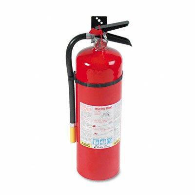 Kidde ProLine™ Multi-Purpose Dry Chemical Fire Extinguishers - ABC Type - pro 10 tcm abc 10lb drychem fire exting
