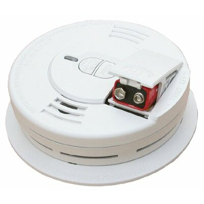 Kidde - Interconnectable Smoke Alarms Smoke Alarm Ionization Hush Button: 408-21006376 - smoke alarm ionization hush ... Product Photo