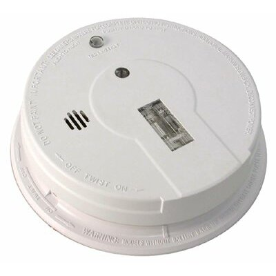 Kidde - Interconnectable Smoke Alarms Smoke Alarm Ionization Digital Readout: 408-21006379 - smoke alarm ionization d... Product Photo