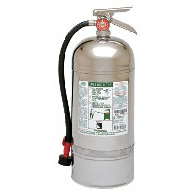 Kidde Kidde - Kitchen Class-K Fire Extinguishers Extinguisher Class K 6 Liter Rechargable: 408-25074 - extinguisher class k 6 liter rechargable