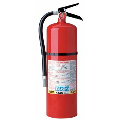 Kidde ProLine™ Multi-Purpose Dry Chemical Fire Extinguishers - ABC Type - pro 20lb.tcm-2 fire extinguisher tri-class abc