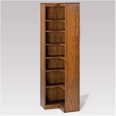 "Hale Bookcases 200 Signature Series Inside 84"" Corner Unit"