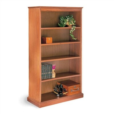 "Hale Bookcases 200 Signature Series Deep Storage 60"" Standard Bookcase"