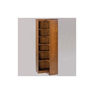 "Hale Bookcases 200 Signature Series Inside 72"" Corner Unit"