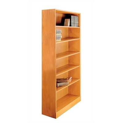 """Hale Bookcases 1100 NY Series 72"""" Standard Bookcase"""