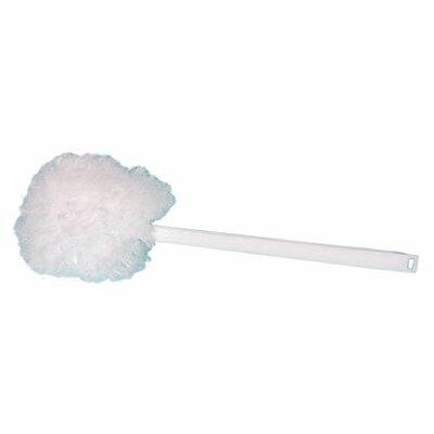 "Magnolia Brush Toilet Bowl Mops - toilet bowl mop w/12"" plastic handle w/acid resi"