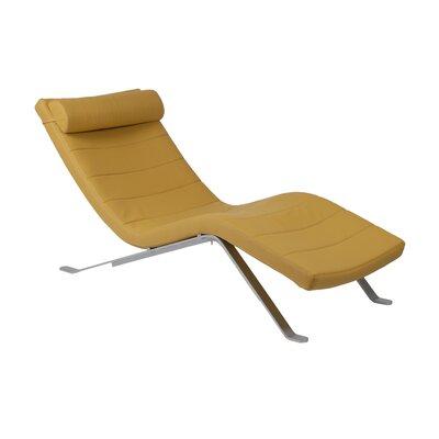 Eurostyle Gilda Leatherette Chaise Lounge