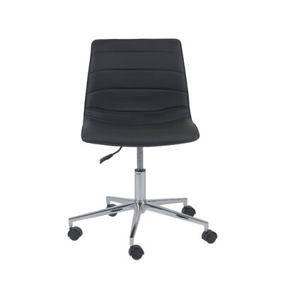 Ashton Adjustable Low-Back Office Chair by Eurostyle