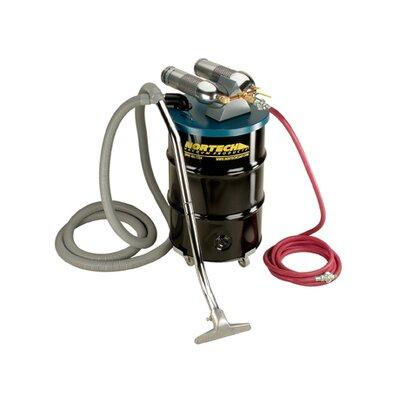 Nortech Vacuum Products 55 Gallon 25 Peak HP Nortech Complete Wet / Dry Vacuum