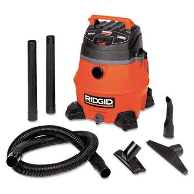 Ridgid 14 Gallon 6 Peak HP Pro Wet / Dry Vacuum