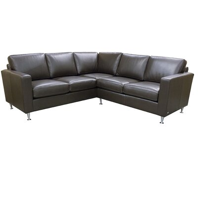 Erika Symmetrical Sectional by Coja