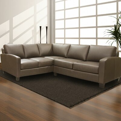Adeen Symmetrical Sectional by Coja