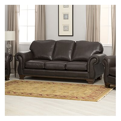 Coja JA3468 Fairfield Italian Leather Sofa