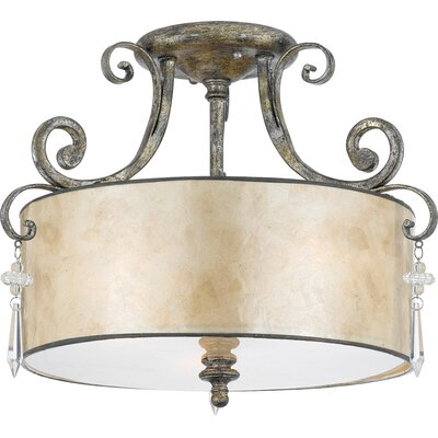 Kendra Large Semi Flush Mount Product Photo