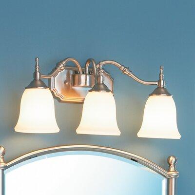 Quoizel Tritan 3 Light Vanity Light