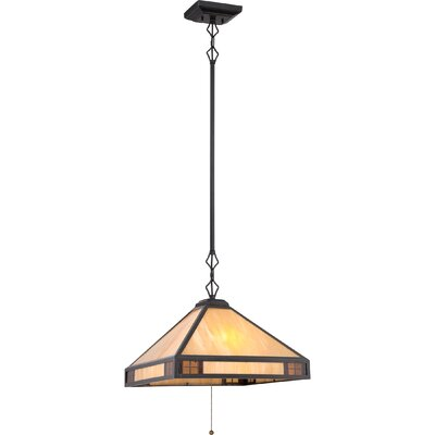 Samara 3 Light Pendant by Quoizel