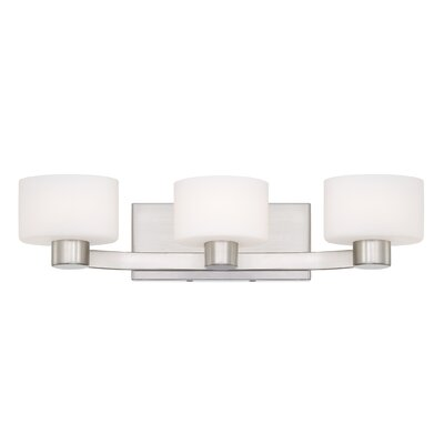 Tatum 3 Light Bath Vanity Light Product Photo