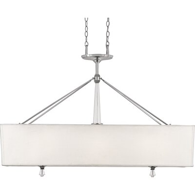 Deluxe 3 Light Billiard Light by Quoizel