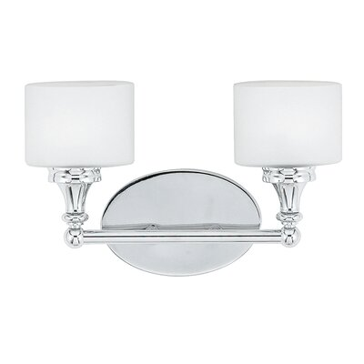 Quinton 2 Light Bath Vanity Light Product Photo