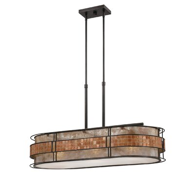 Laguna 3 Light Kitchen Pendant Light by Quoizel