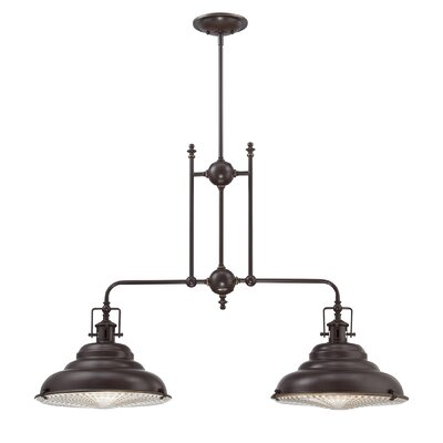 Eastvale 2 Light Kitchen Pendant Light Product Photo