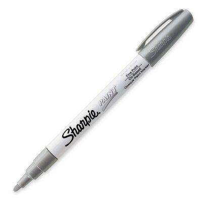 Sanford Sharpie Permanent Paint Marker, Fine Point