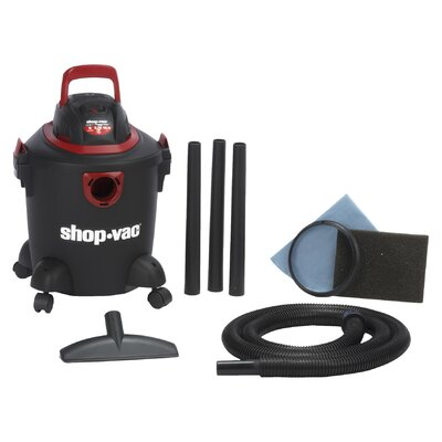 Shop-Vac 5 Gallon 2 Peak HP Wet / Dry Vacuum