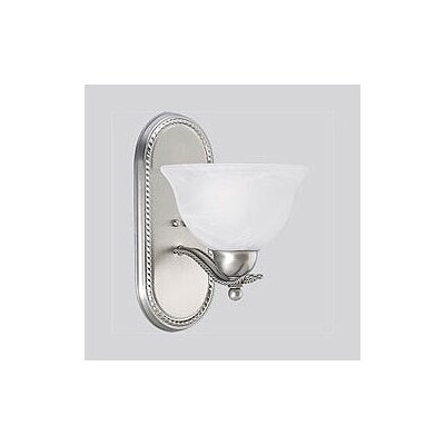 Progress Lighting Avalon Wall Sconce in Brushed Nickel - Energy Star