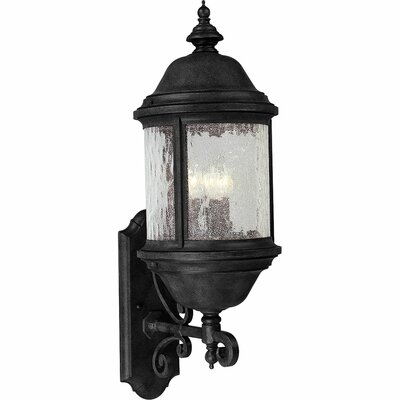 Progress Lighting Ashmore 3 Light Wall Lantern