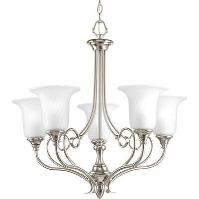 Kensington 5 Light Mini Chandelier Product Photo