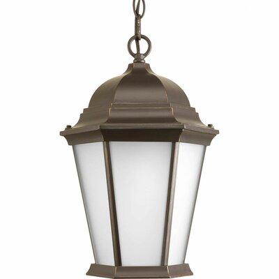 Progress Lighting Welbourne 1 Light Outdoor Hanging Lantern