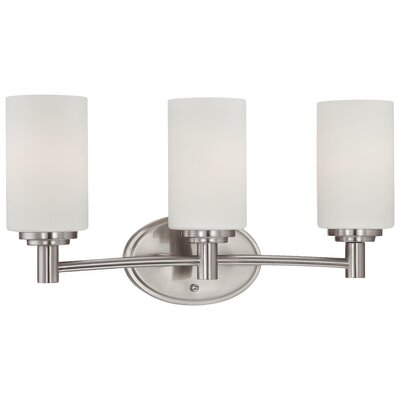 Pittman 3 Light Bath Vanity Light Product Photo