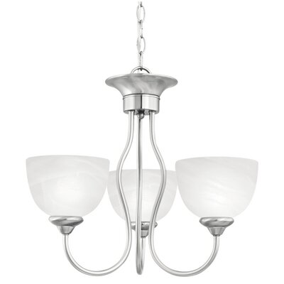 Tahoe 3 Light Chandelier Product Photo