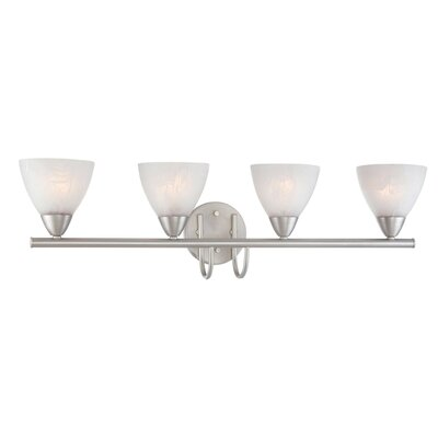 Tia 4 Light Bath Vanity Light Product Photo