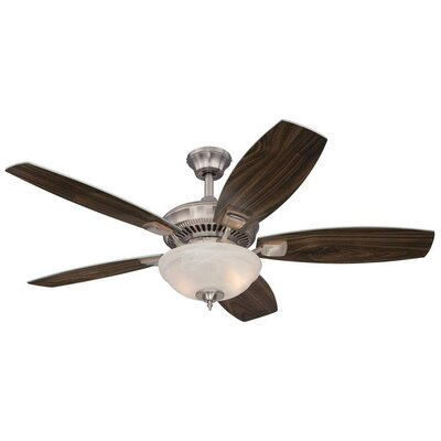 "52"" Tulsa 5 Blade Indoor Ceiling Fan Product Photo"