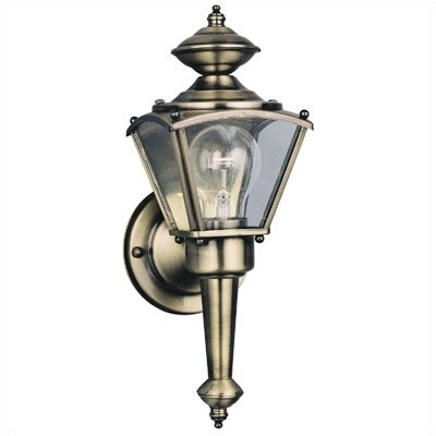 Westinghouse Lighting Exterior 1 Light Flush Mount