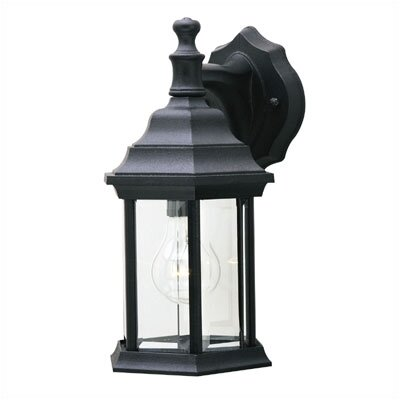 Westinghouse Lighting Exterior 1 Light Outdoor Wall Lantern Reviews Wayfair