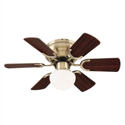 Petite 6 Blade Ceiling Fan Product Photo