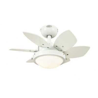 24 Quince 6 Blade Ceiling Fan Product Photo