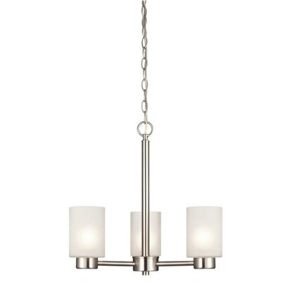 Sylvestre 3 Light Chandelier Product Photo